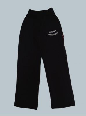 Pantalón buzo franela