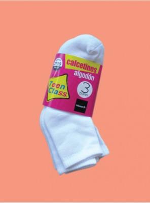 Calcetines Algodón Tripack